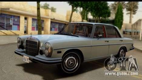 Mercedes-Benz 300 SEL 6.3 (W109) 1967 IVF АПП for GTA San Andreas