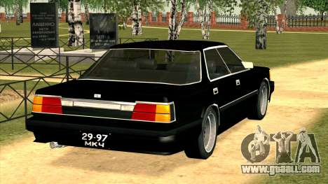 Nissan Gloria Zenki (Y30) for GTA San Andreas back left view