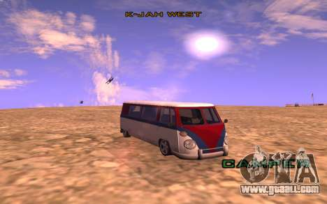 Greenlight ENB v1 for GTA San Andreas forth screenshot