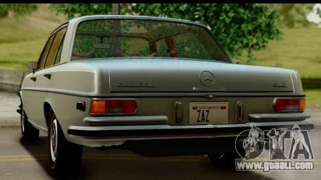 Mercedes-Benz 300 SEL 6.3 (W109) 1967 IVF АПП for GTA San Andreas side view