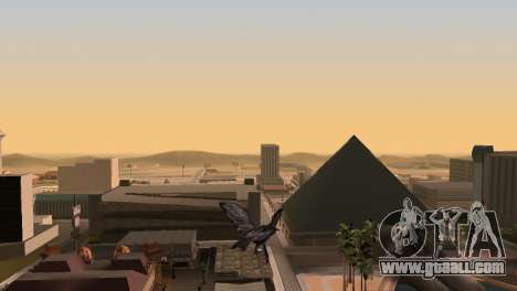 The opportunity to play for bird v2 for GTA San Andreas forth screenshot