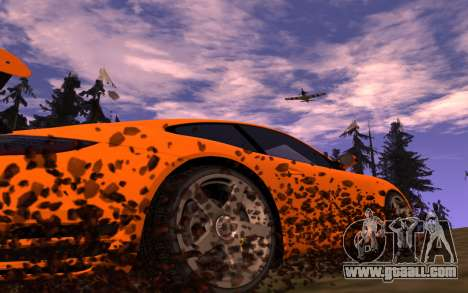 Greenlight ENB v1 for GTA San Andreas third screenshot