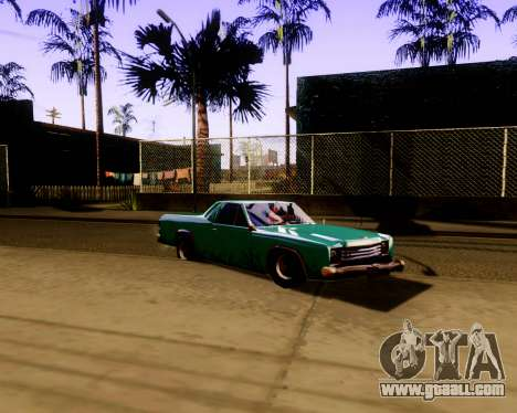 Ultimate ENB Series for GTA San Andreas third screenshot