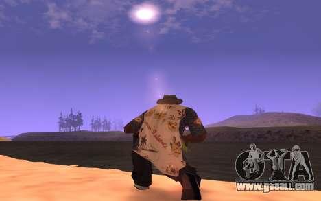 Greenlight ENB v1 for GTA San Andreas second screenshot