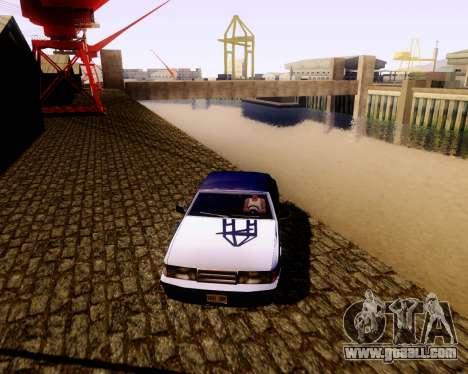 Ultimate ENB Series for GTA San Andreas