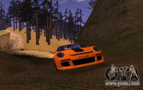 Greenlight ENB v1 for GTA San Andreas