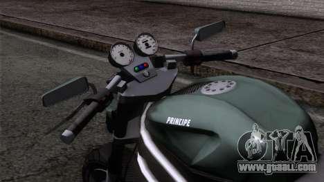 Principe Lectro for GTA San Andreas right view
