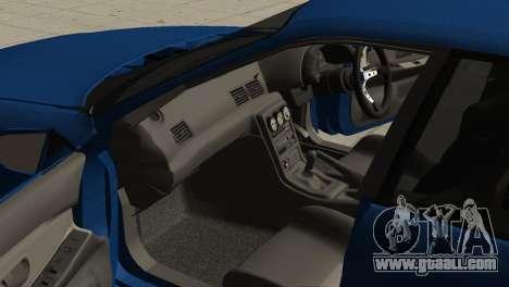 Nissan Skyline R32 Sedan for GTA San Andreas right view