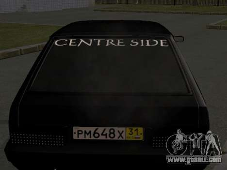 ВАЗ 2109 Centre Side for GTA San Andreas left view