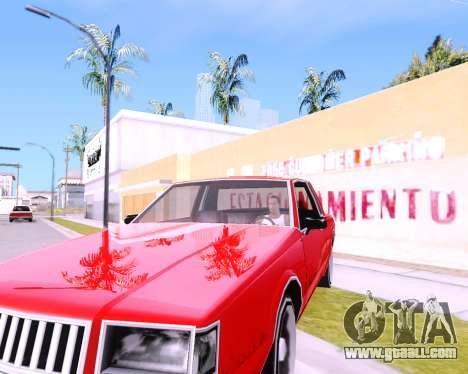 ENB Low PC AKedition for GTA San Andreas forth screenshot