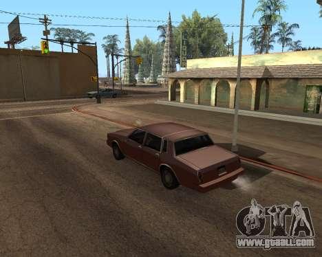 Shadows Settings Extender 2.1.2 for GTA San Andreas fifth screenshot