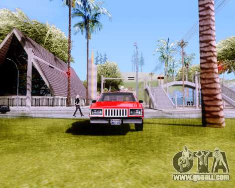 ENB Low PC AKedition for GTA San Andreas third screenshot