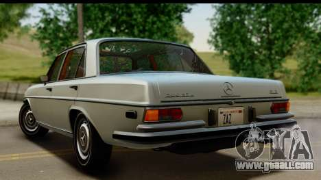 Mercedes-Benz 300 SEL 6.3 (W109) 1967 IVF АПП for GTA San Andreas left view