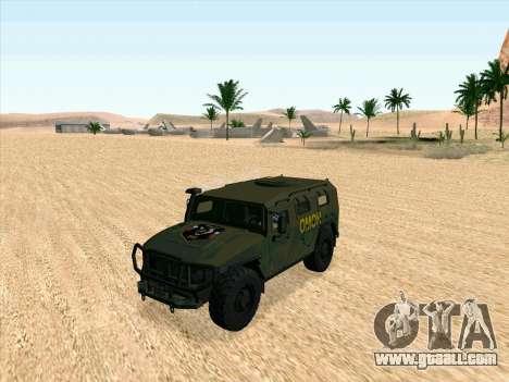 GAZ 2975 for GTA San Andreas
