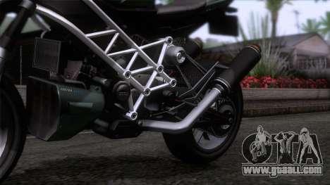Principe Lectro for GTA San Andreas back view