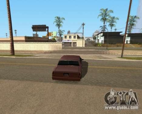 Shadows Settings Extender 2.1.2 for GTA San Andreas sixth screenshot