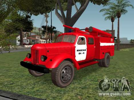 ZIL 164 Fire for GTA San Andreas