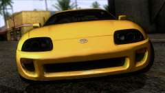 Toyota Supra S-Spec (JZA80) 1993 IVF АПП for GTA San Andreas