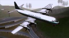 L-188 Electra Air New Zealand for GTA San Andreas