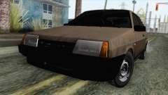 VAZ 2108 hatchback 3 doors for GTA San Andreas