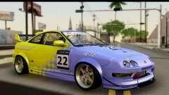 Acura Integra Type R 2001 for GTA San Andreas