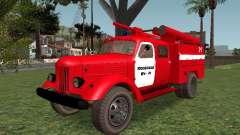 ZIL 164 Fire