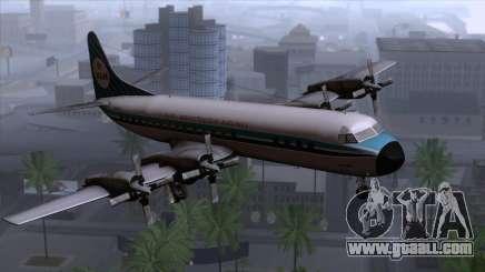 L-188 Electra KLM v1 for GTA San Andreas