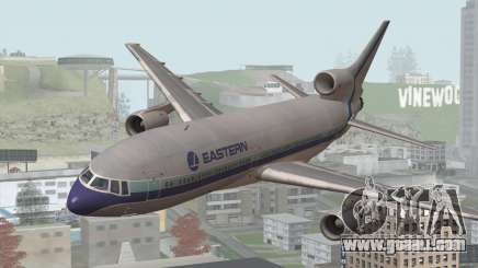 Lookheed L-1011 Eastern Als for GTA San Andreas