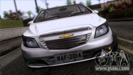 Chevrolet Onix for GTA San Andreas
