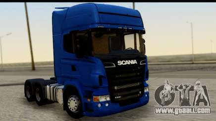 Scania G 4х6 for GTA San Andreas