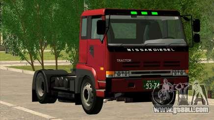 Nissan Diesel Bigthumb CK for GTA San Andreas