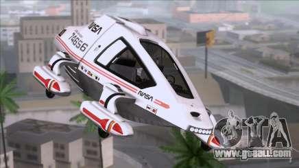 Shuttle v2 Mod 2 for GTA San Andreas