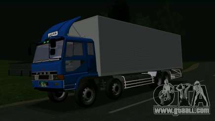 Mitsubishi Fuso The Great for GTA San Andreas