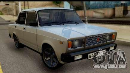VAZ 21074 for GTA San Andreas