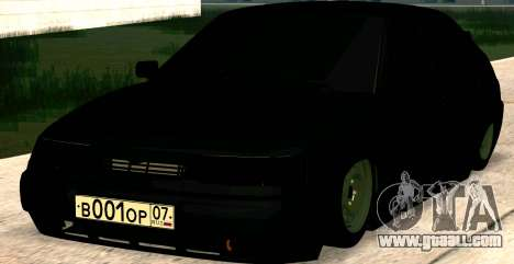 VAZ 2112 BUNKER for GTA San Andreas