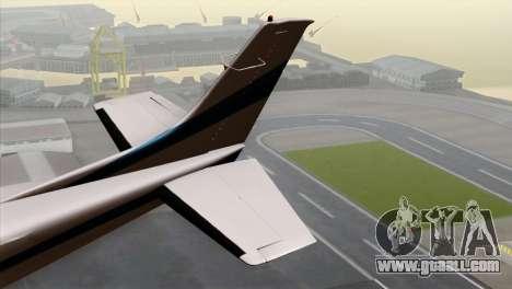GTA 5 Mammatus for GTA San Andreas back left view