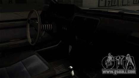 GTA 4 Willard II for GTA San Andreas right view