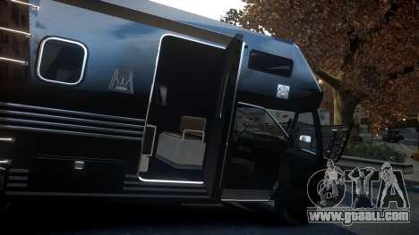 GTA IV Steed Camper for GTA 4 inner view