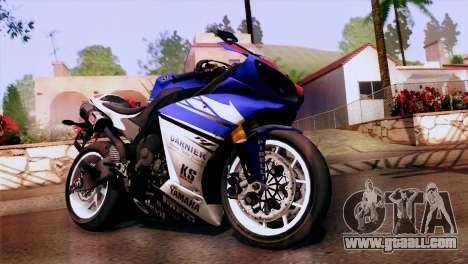 Yamaha YZF-R1 PJ for GTA San Andreas
