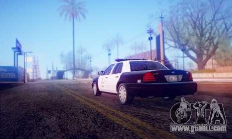 DirectX Test 2 - ReMastered for GTA San Andreas third screenshot
