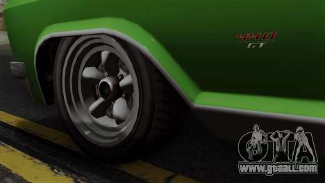 GTA 5 Albany Buccaneer IVF for GTA San Andreas back left view