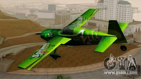 GTA 5 Stuntplane Spunck for GTA San Andreas left view