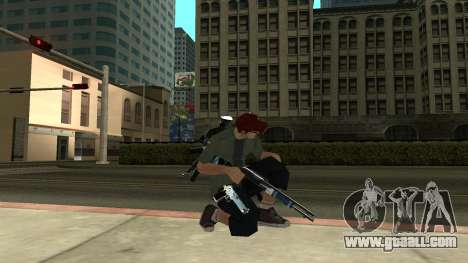 Guns Pack for GTA San Andreas third screenshot