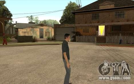 John Tanner DRIV3R for GTA San Andreas third screenshot