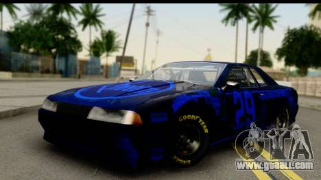 Elegy NASCAR PJ 2 for GTA San Andreas