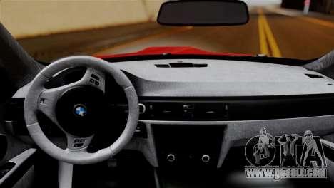 BMW M3 E92 GTS 2012 v2.0 Final for GTA San Andreas wheels