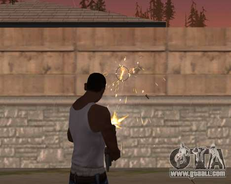 Ledios New Effects v2 for GTA San Andreas second screenshot