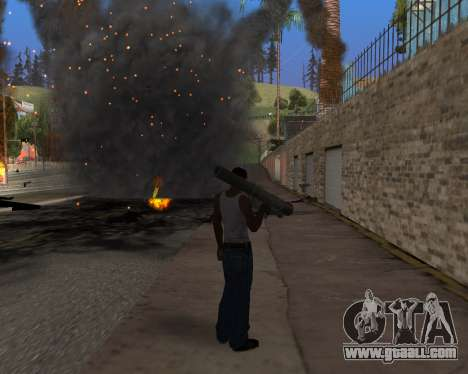 Ledios New Effects v2 for GTA San Andreas ninth screenshot