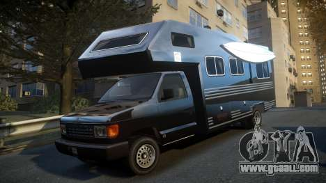 GTA IV Steed Camper for GTA 4 back left view