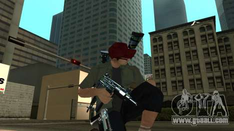Guns Pack for GTA San Andreas forth screenshot